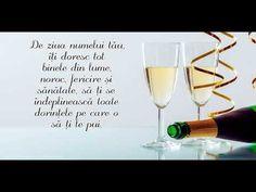 La mulți ani de Sfântul Andrei! (30 Noiembrie) - Urare muzicală - YouTube Noiembrie, White Wine, Alcoholic Drinks, Youtube, Food, Video Clip, Essen, White Wines, Liquor Drinks