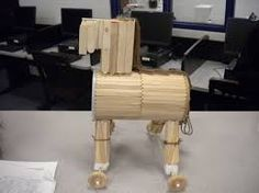 trojan horse school project - Google Search