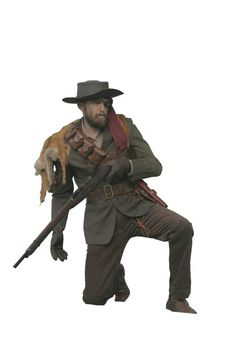 Post with 16 votes and 645 views. Fantasy Character Design, Character Art, Character Ideas, Dnd Characters, Fantasy Characters, Fictional Characters, Cowboy Art, Iron Wall, Good Ol