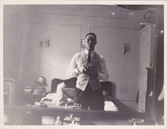 Colin Powell's selfie from 60 years ago (he was a teenager)