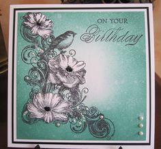 Indigo Blu Birthday by: michele1