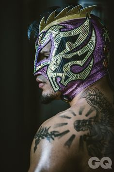 Kalisto featured in GQ Mexico: photos Wrestling Posters, Wrestling Wwe, Wwe Mask, Wrestlemania Xx, Gq, Mysterio Wwe, Wwe Edge, Mexican Wrestler, Wwe Champions
