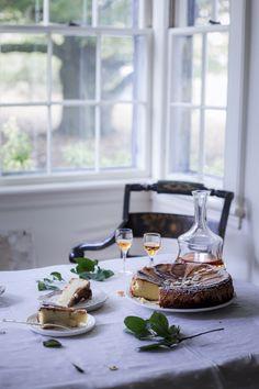 new england thanksgiving  apple almond cardamom cake   cottagefarm || krissy o'shea www.cottagefarmblog.com