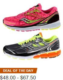 50% OFF Saucony Running Shoes on http://www.icravefreebies.com/
