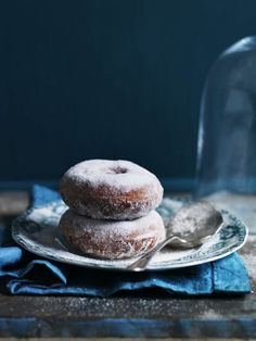 Doughnuts by Chris Court
