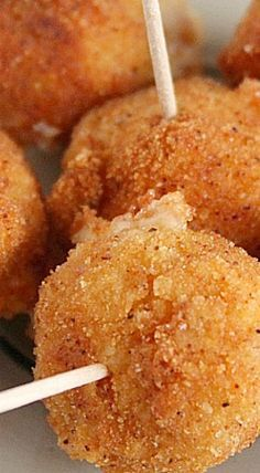 Spicy Cheese Balls ❊