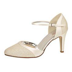 Brautschuhe Stilettos, Stiletto Heels, High Heels, Bride Shoes, Wedding Shoes, Wedding Dress, Dream Wedding, Ballerinas, Elsa