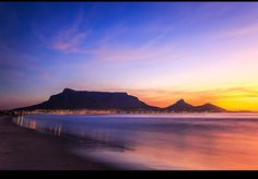Table Mountain, Cape Town, Wonders Of The World, Monument Valley, Westerns, Most Beautiful, City, Nature, Photos