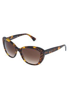 Versace Okulary przeciwsłoneczne brown 819.00zł #women #kobieta #moda #fashion #versace #okulary #przeciwsłoneczne #damskie #brown #brązowy