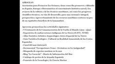 """26.04.17 Blog """"La Caracola"""" de Aprocean http://aprocean.blogspot.com.es/"""