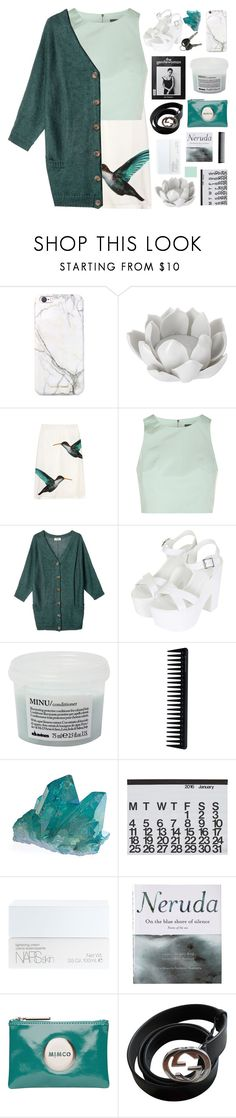 """Sweet dreams are made of this"" by lolalevjesrcna ❤ liked on Polyvore featuring russell+hazel, Pavilion Broadway, Jil Sander, TIBI, Toast, Topshop, Davines, GHD, Crate and Barrel and NARS Cosmetics"