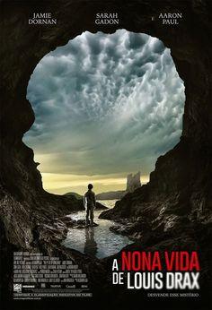 'A Nona Vida de Louis Drax', na trama Peter (Aaron Paul) é pai do menino..