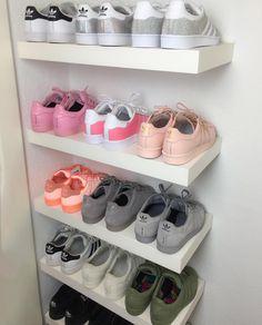 pinterest // .Mrs.BrysonTiller✨ Adidas Women's Shoes - http://amzn.to/2hIDmJZ