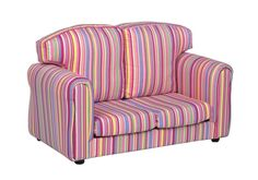 Candy Stripe Sofa