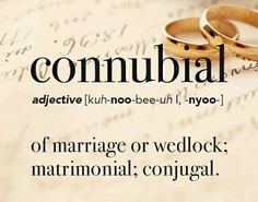 Connubial