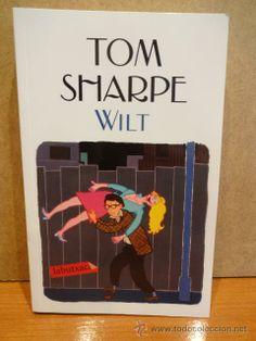 WILT. TOM SHARPE. LA BUTXACA. ED / COLUMNA - 2013. A ESTRENAR.