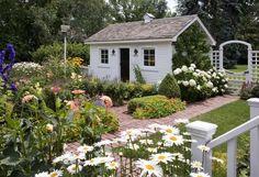 Secret Cottage Garden