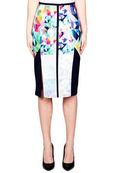 Euphoria Skirt - EUPHORIA | GINGER & SMART