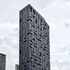 Magma Towers in Monterrey by GLRarquitectos // architecture // building