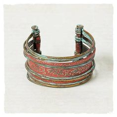 Repin me! I found the Garden Gate Bracelet at http://www.arhausjewels.com/product/bc505/bracelets. $155.00 #arhausjewels bracelets.