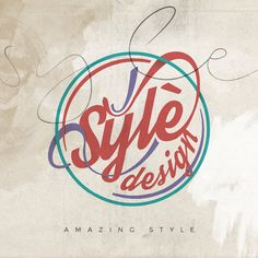 Amazing Style personal design poster