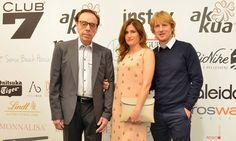 Kathryn Hahn, Owen Wilson e Peter Bagdanovich con Akkua al #club7 #mostradelcinema