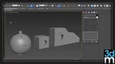 http://www.3dmotive.com In this lesson, we will learn how to extrude a circle on any surface. We will be using the loop tools found in the graphite modeling ...
