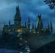"""Hogwarts:  """"is a British wizarding boarding school teaching the magical arts, located in Scotland....The school's motto is Draco Dormiens Nunquam Titillandus, which translated from Latin means """"Never tickle a sleeping dragon"""".""""  This site is filled with innumerable details and pictures about Hogwarts.  #Hogwarts"""