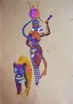 Sacerdocio de Hathor ® - Página web de temple-of-hathor