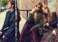 Seohyun Tiffany & Taeyeon