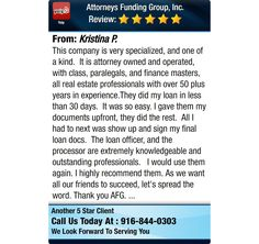 This company is very specialized, and one of a kind. It is attorney owned and operated,...