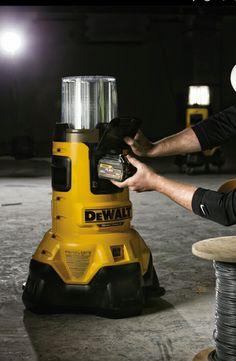 Dewalt cordless work light