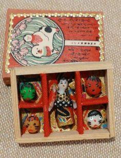 Tumima Dolls de Marisa Madejón en la Feria Internacional de Miniaturas de Tom…