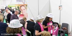 Stand Nutrimetics - atelier beauté / maquillage