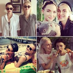 20 Times Ruby Rose and Her Fiancée, Phoebe Dahl, Were True Love Personified