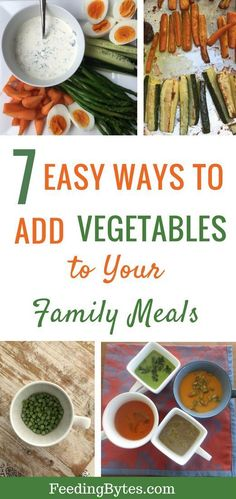 If youre falling into a rut with vegetable dishes in your family meals while trying to make them picky-eater friendly, h Vegetable Recipes For Kids, Easy Vegetable Side Dishes, Vegetable Sides, Side Dishes Easy, Healthy Family Meals, Kids Meals, Easy Meals, Toddler Meals, Meal Time Schedule