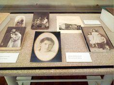 Fotos de la infancia y vida de María Reiche