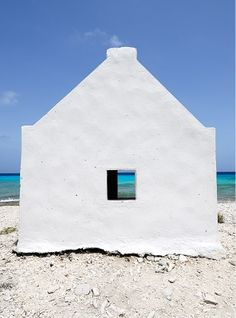 Small Building on the Beach Piet Boon Bonnaire