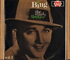 Bing The Early Thirties Vol 2 LP Vinyl Record by Whatacollection