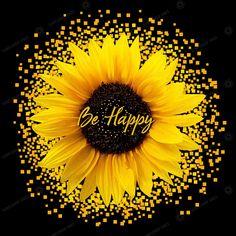 Sunflower Quotes, Sunflower Pictures, Sunflower Garden, Sunflower Art, Cute Wallpapers, Wallpaper Backgrounds, Beautiful Flowers, Beautiful Pictures, Amoled Wallpapers