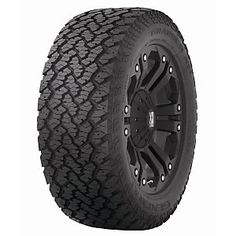 General Tire Grabber At2 All Terrain Tires