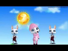 ZOOBE зайка Цветик Семицветик песня
