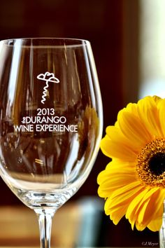 One of my images from the 2014 Durango Wine Experience. ©J.Meyer ** the glass was from last years Fest