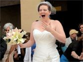 HOW AMAZINGLY BEAUTIFUL!! Groom Surprises His Lucky Bride With a Flash Mob - She Was SHOCKED!