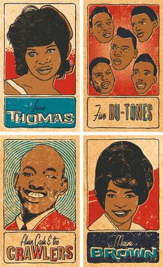 Trade Your Soul – Voices of East Anglia Music Artwork, Art Music, Vintage Comics, Vintage Posters, Irma Thomas, Black Panther Party, Artist Card, Old School Music, Music Images