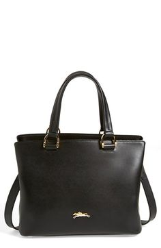 c20a409304103 Longchamp  Small Honore 404  Leather Tote available at  Nordstrom Would be  perfect as