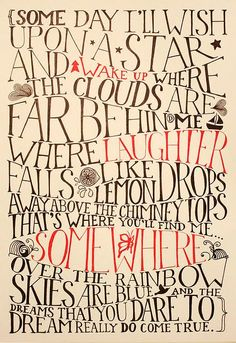 I want!!! Wizard of oz print