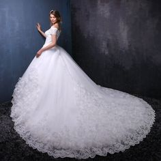 Gorgeous Strapless Ball Gown White/Ivory Bridal Wedding Dress Custom All Size | Clothing, Shoes & Accessories, Wedding & Formal Occasion, Wedding Dresses | eBay!