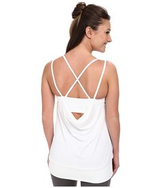 Lucy Feel The Beat Singlet Lucy White -