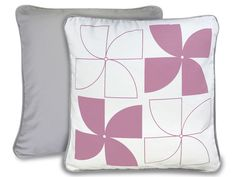 Sweet! Olli & Lime Logan Pillow in Pink #baby #pillow